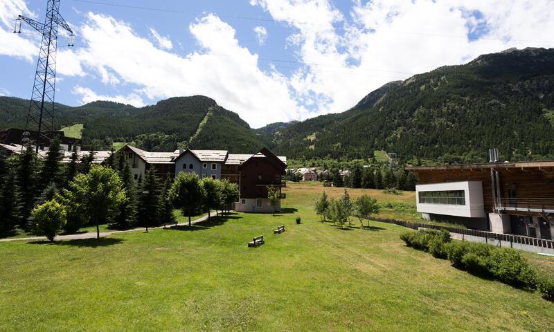 Vacances en montagne Appartement 2 pièces 7 personnes (Budget 40m²-1) - Résidence l'Alpaga - Maeva Home - Serre Chevalier - Extérieur été