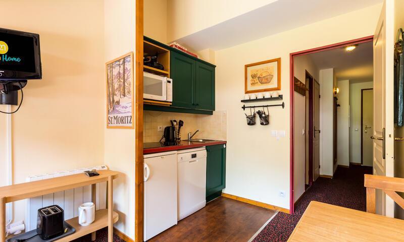 Vacances en montagne Appartement 2 pièces 5 personnes (Sélection 35m²) - Résidence l'Alpaga - Maeva Home - Serre Chevalier - Extérieur été