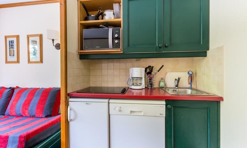 Vacances en montagne Studio 4 personnes (Confort 30m²-1) - Résidence l'Alpaga - Maeva Home - Serre Chevalier - Extérieur été