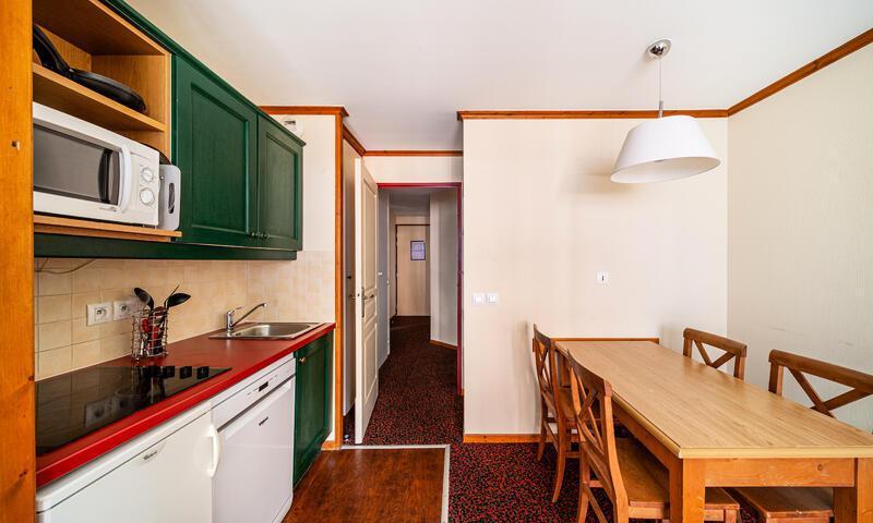 Vacances en montagne Appartement 2 pièces 5 personnes (Budget 30m²) - Résidence l'Alpaga - Maeva Home - Serre Chevalier - Extérieur été