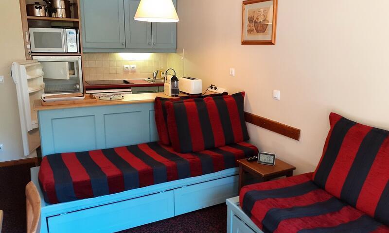 Vacances en montagne Appartement 3 pièces 7 personnes (Budget 50m²) - Résidence l'Alpaga - Maeva Home - Serre Chevalier - Extérieur été