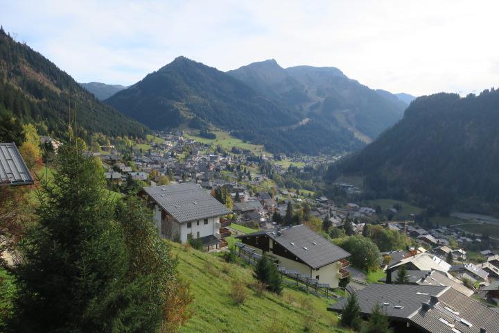 Vacances en montagne Studio coin montagne 4 personnes (D9BIS) - Résidence l'Alpage - Châtel - Extérieur été