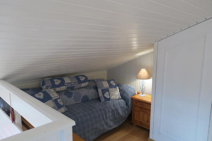 Vacances en montagne Appartement 2 pièces mezzanine 5 personnes (D16) - Résidence l'Alpage - Châtel - Chambre