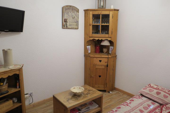 Vacances en montagne Appartement 2 pièces mezzanine 5 personnes (D16) - Résidence l'Alpage - Châtel - Séjour