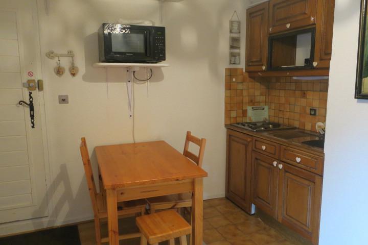 Vacances en montagne Studio coin montagne 4 personnes (D9BIS) - Résidence l'Alpage - Châtel - Cuisine