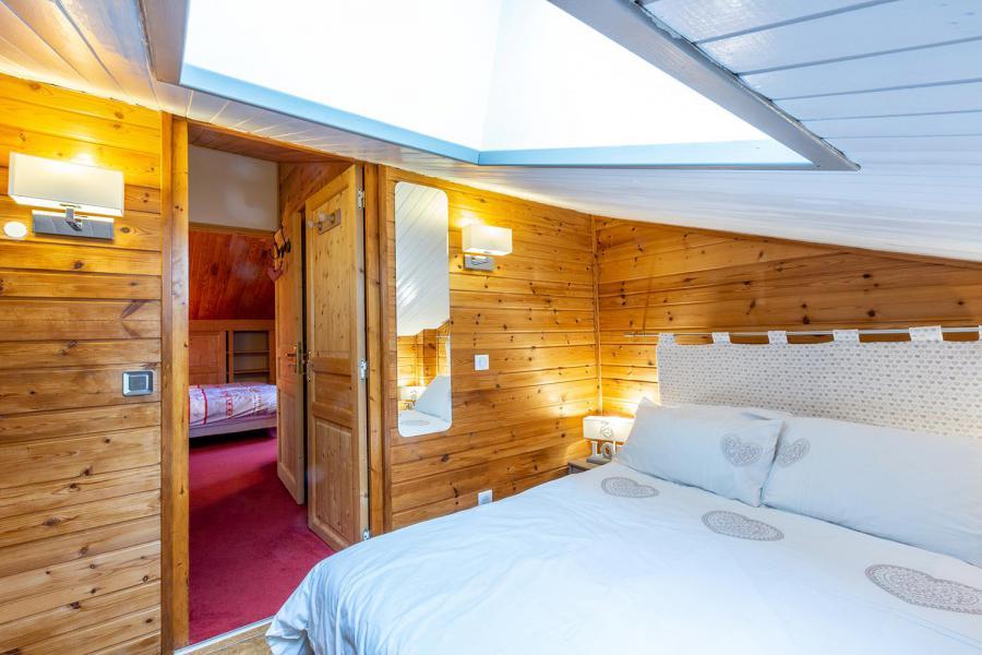 Vacaciones en montaña Apartamento dúplex 3 piezas 6 personas (E01) - Résidence l'Alpinéa - Méribel-Mottaret