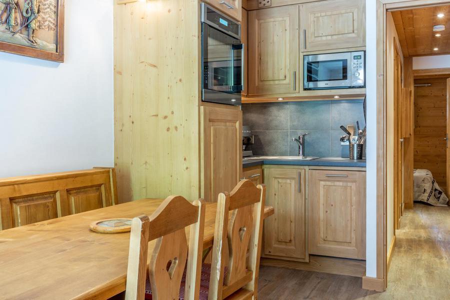 Vacances en montagne Appartement 2 pièces 6 personnes (C04) - Résidence l'Alpinéa - Méribel-Mottaret