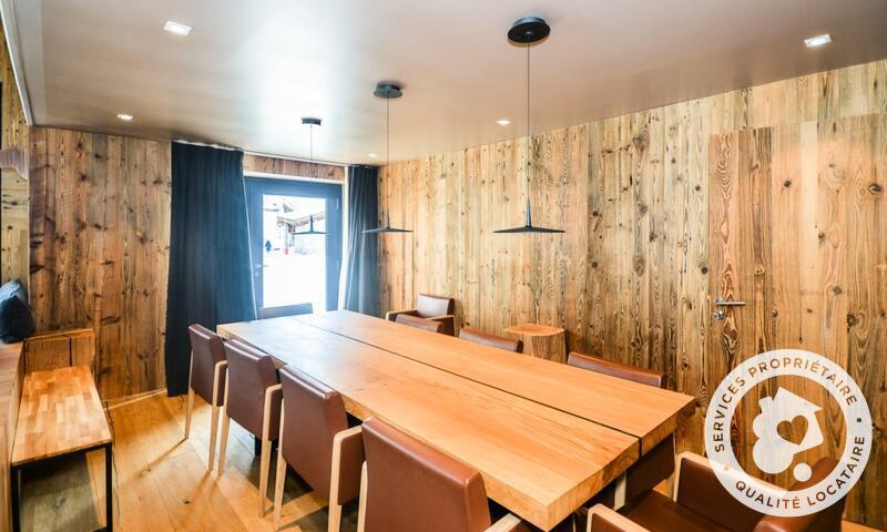 Аренда на лыжном курорте Апартаменты 7 комнат 12 чел. (220m²) - Résidence l'Amanda - Maeva Home - Avoriaz - летом под открытым небом