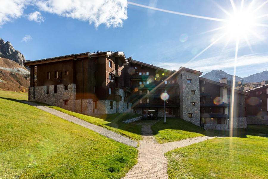 Wakacje w górach Apartament 2 pokojowy 5 osób (11) - Résidence l'Améthyste - La Plagne - Na zewnątrz latem