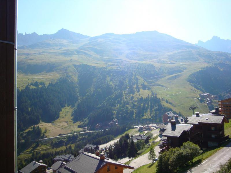 Vacances en montagne Studio 4 personnes (L10) - Résidence l'Arc en Ciel - Méribel-Mottaret