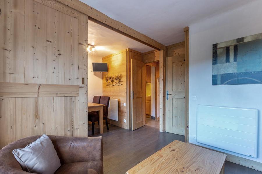 Vacances en montagne Studio 4 personnes (I03) - Résidence l'Arc en Ciel - Méribel-Mottaret - Logement
