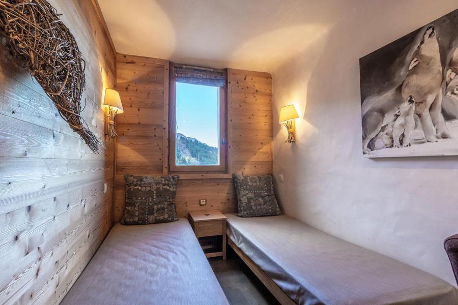 Vacances en montagne Studio 4 personnes (I03) - Résidence l'Arc en Ciel - Méribel-Mottaret - Banquette-lit