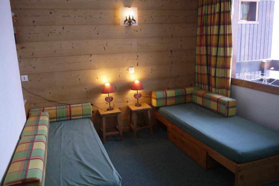Vacances en montagne Studio 4 personnes (L10) - Résidence l'Arc en Ciel - Méribel-Mottaret - Séjour