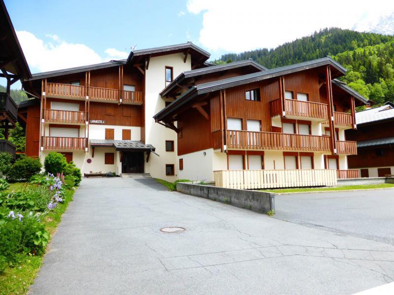 Rent in ski resort Résidence l'Armancette - Les Contamines-Montjoie - Summer outside