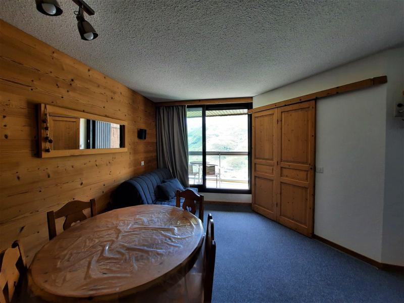 Vacances en montagne Appartement 2 pièces 5 personnes (67) - Résidence l'Armoise - Les Menuires