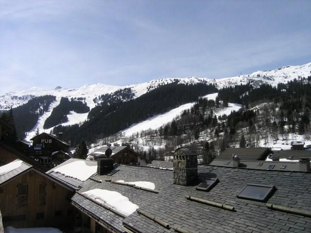 Vacances en montagne Studio 4 personnes (8 BIS) - Résidence l'Arolaz I - Méribel