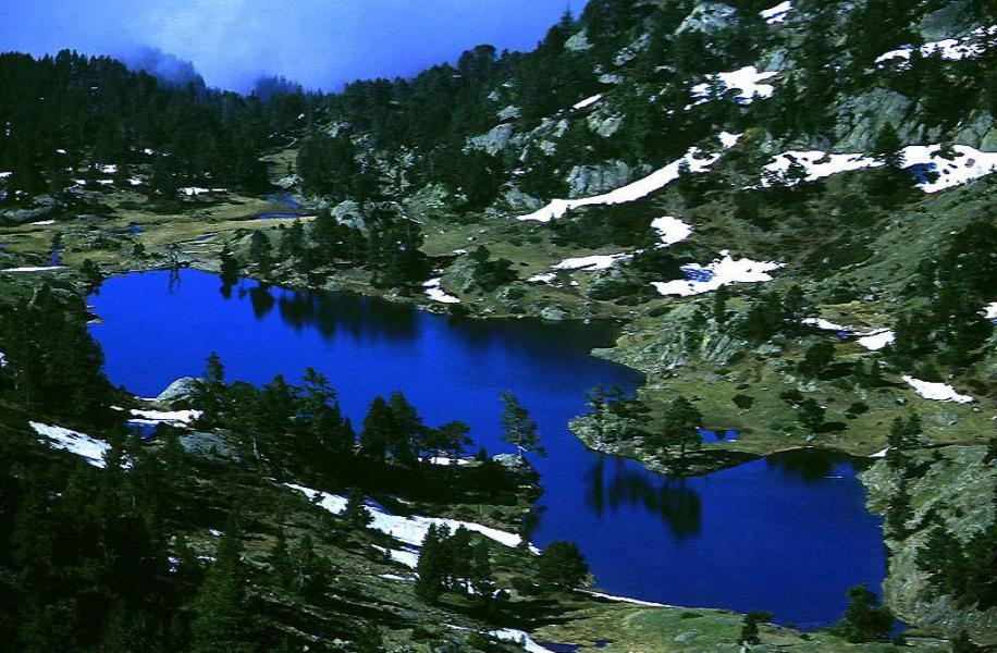 Vacances en montagne Studio 4 personnes (508) - Résidence l'Arselle - Chamrousse - Extérieur été