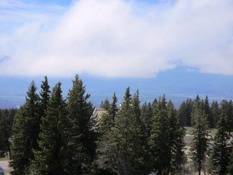 Vacances en montagne Appartement 2 pièces 4 personnes (406) - Résidence l'Arselle - Chamrousse - Extérieur été