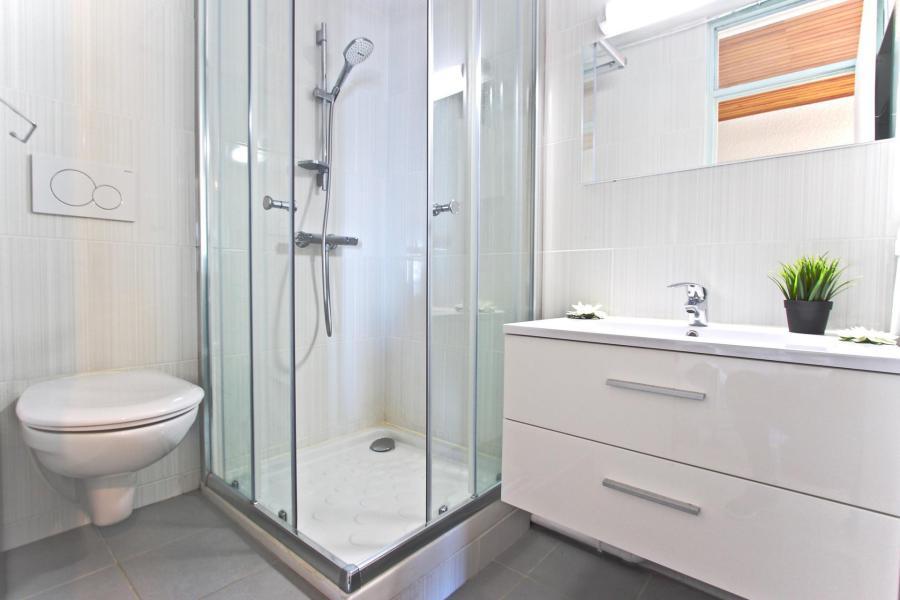 Vacances en montagne Appartement 2 pièces 4 personnes (406) - Résidence l'Arselle - Chamrousse - Douche