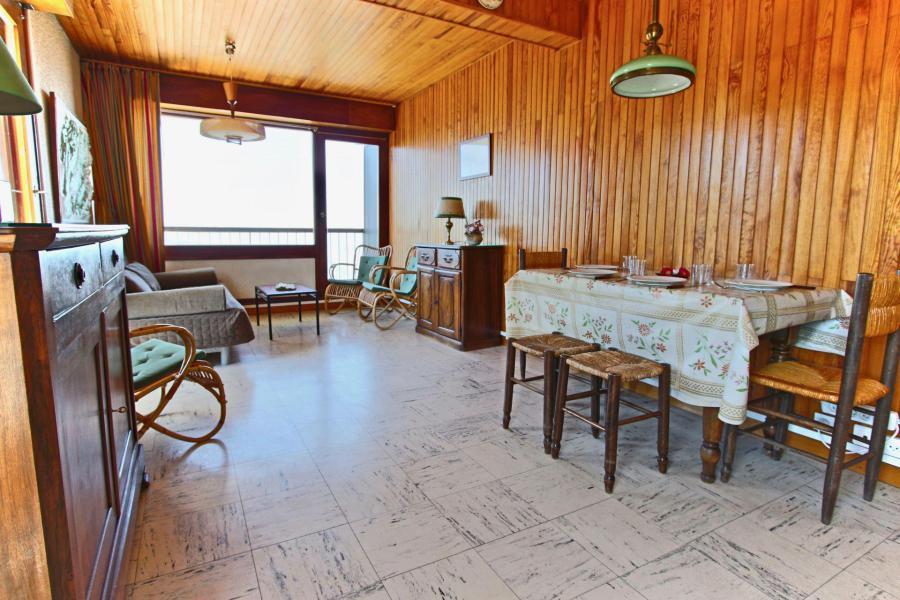 Vacances en montagne Appartement 2 pièces 4 personnes (406) - Résidence l'Arselle - Chamrousse - Table