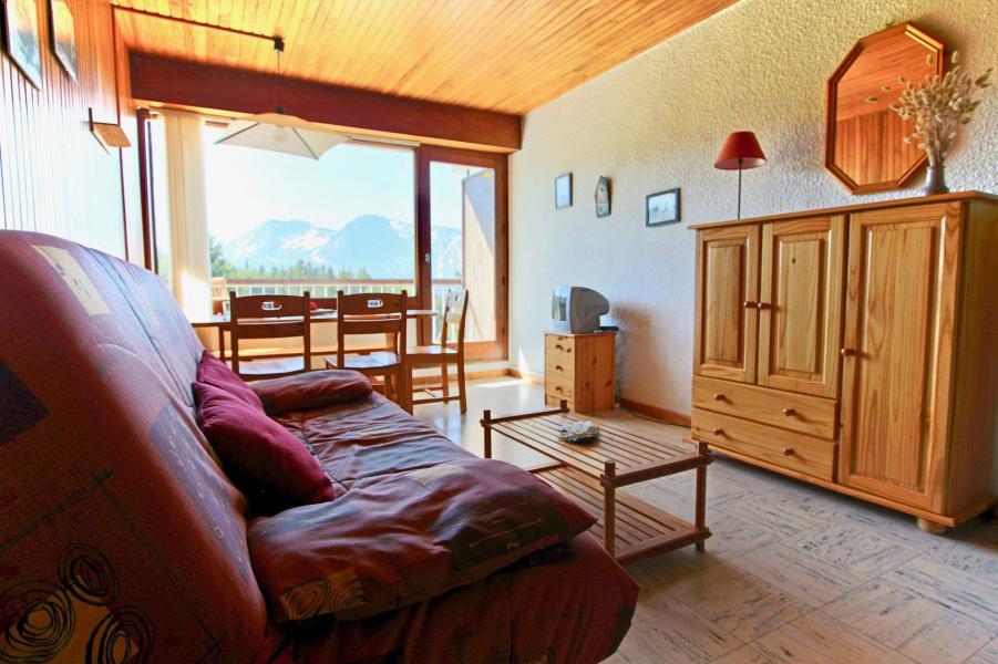 Vacances en montagne Studio 4 personnes (507) - Résidence l'Arselle - Chamrousse - Cabine
