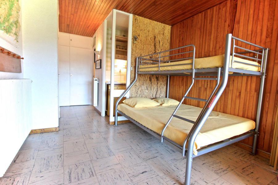 Vacances en montagne Studio 4 personnes (507) - Résidence l'Arselle - Chamrousse - Lits superposés