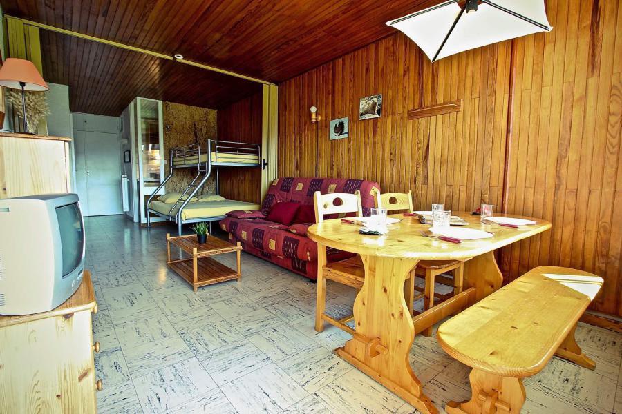 Vacances en montagne Studio 4 personnes (507) - Résidence l'Arselle - Chamrousse - Séjour