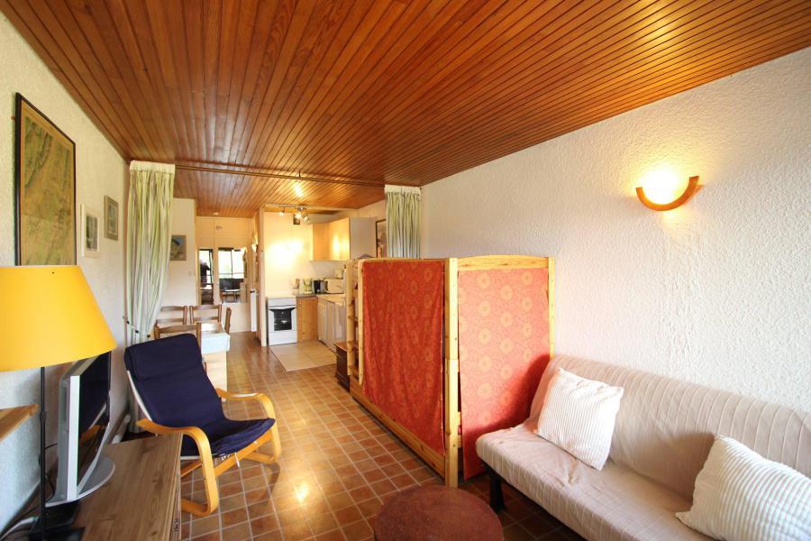 Vacances en montagne Studio 4 personnes (508) - Résidence l'Arselle - Chamrousse - Séjour