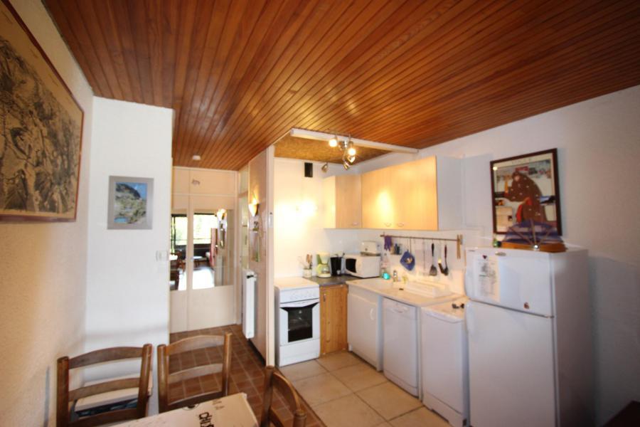 Vacances en montagne Studio 4 personnes (508) - Résidence l'Arselle - Chamrousse - Table