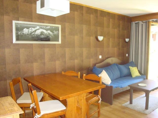 Vacances en montagne Appartement 2 pièces 4 personnes (001) - Résidence l'Athamante - Valmorel - Logement