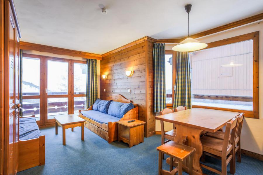 Vacances en montagne Appartement 2 pièces 4 personnes (006) - Résidence l'Athamante - Valmorel - Séjour