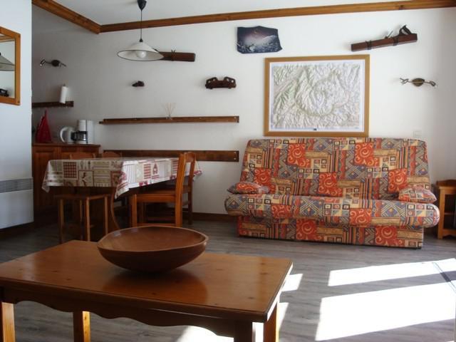 Vacances en montagne Studio 5 personnes (002) - Résidence l'Athamante - Valmorel - Logement