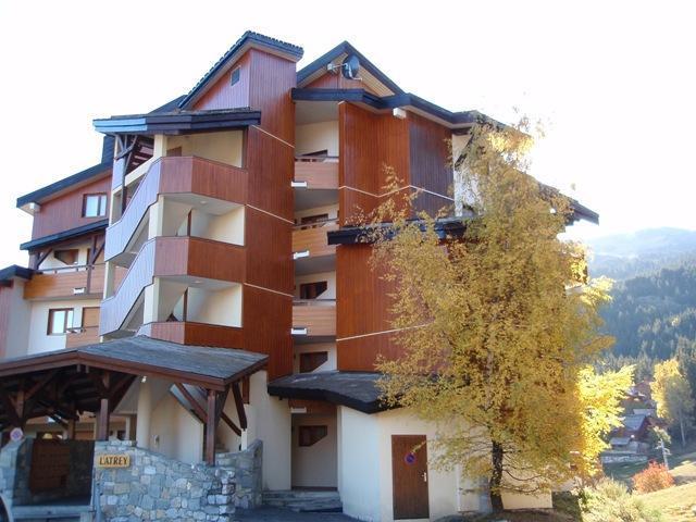 Location au ski Residence L'atrey - La Tania - Extérieur été