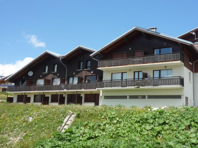 Vacaciones en montaña Résidence l'Ecrin - Les Saisies - Verano