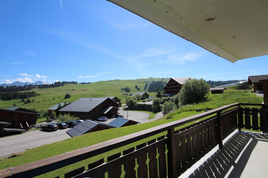 Vacaciones en montaña Apartamento 2 piezas para 5 personas (016) - Résidence l'Ecrin - Les Saisies - Verano