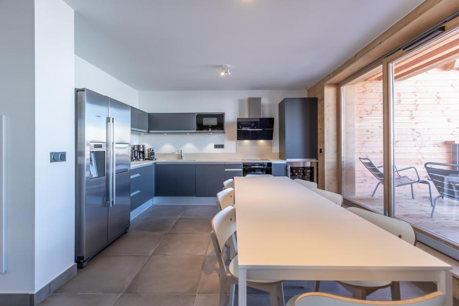 Каникулы в горах Апартаменты дуплекс 5 комнат 10 чел. (B52) - Résidence L'Ecrin - Les Arcs - квартира