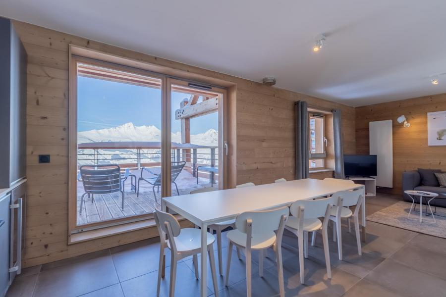 Каникулы в горах Апартаменты дуплекс 5 комнат 10 чел. (B52) - Résidence L'Ecrin - Les Arcs - Столова&
