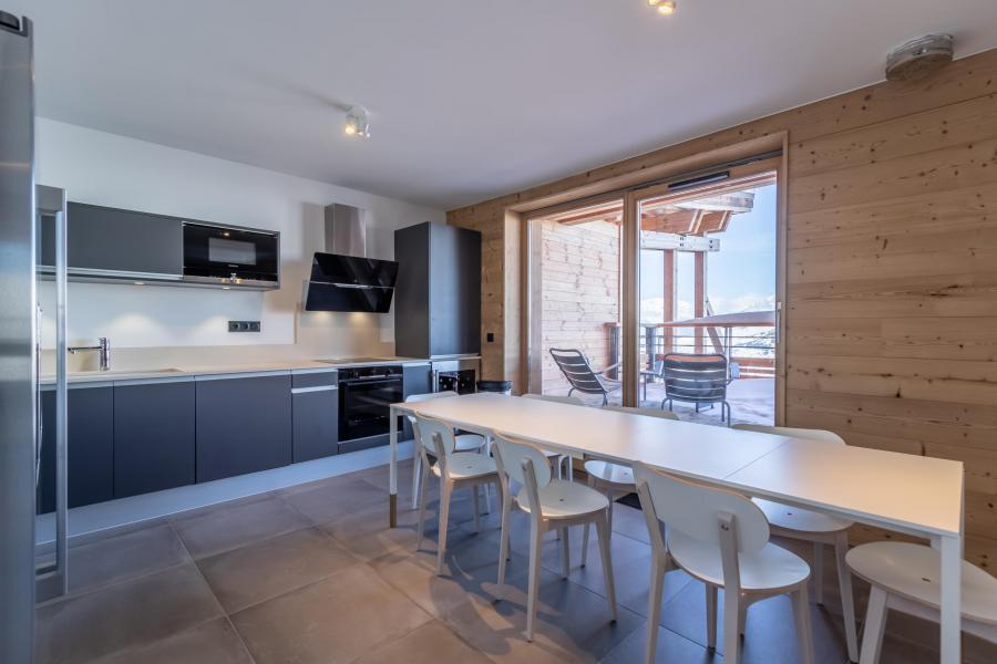 Каникулы в горах Апартаменты дуплекс 5 комнат 10 чел. (B52) - Résidence L'Ecrin - Les Arcs - Америка&