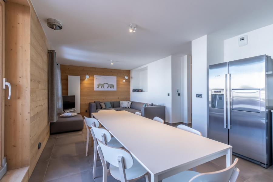 Каникулы в горах Апартаменты дуплекс 5 комнат 10 чел. (B52) - Résidence L'Ecrin - Les Arcs - Стол