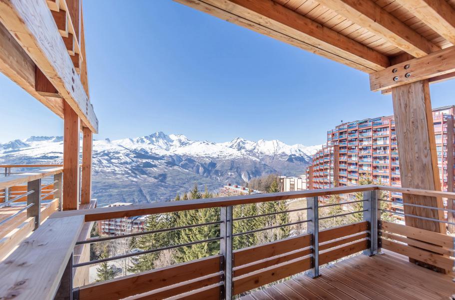 Location au ski Appartement 4 pièces 8 personnes (B42) - Résidence L'Ecrin - Les Arcs - Extérieur été