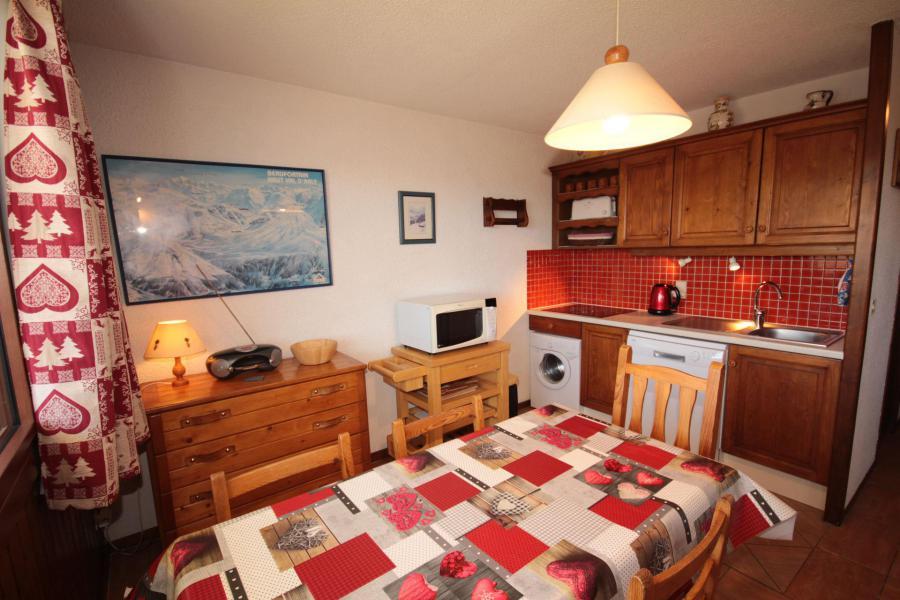 Vacaciones en montaña Apartamento 2 piezas para 5 personas (016) - Résidence l'Ecrin - Les Saisies