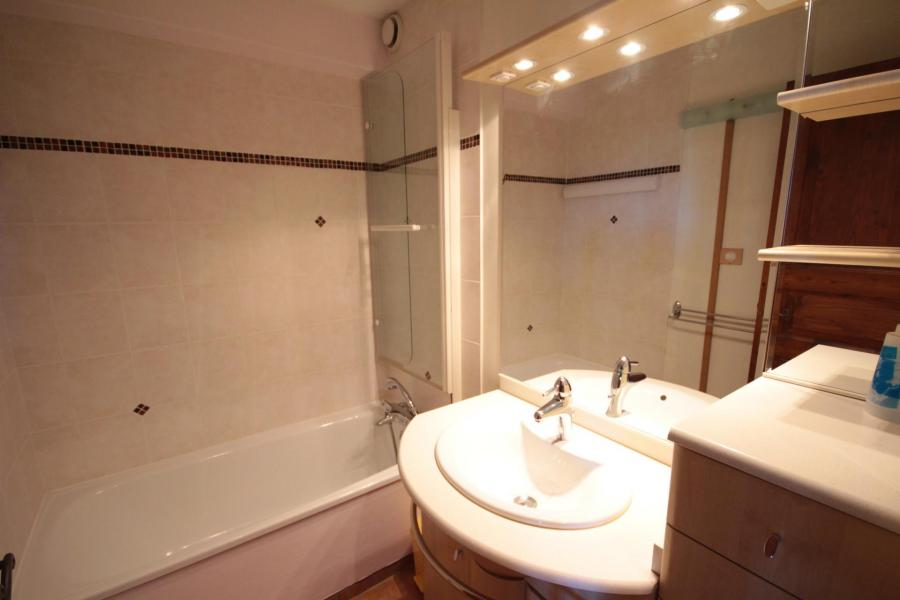 Vacaciones en montaña Apartamento 2 piezas para 5 personas (016) - Résidence l'Ecrin - Les Saisies - Bañera