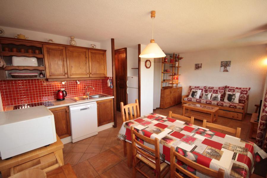 Vacaciones en montaña Apartamento 2 piezas para 5 personas (016) - Résidence l'Ecrin - Les Saisies - Estancia