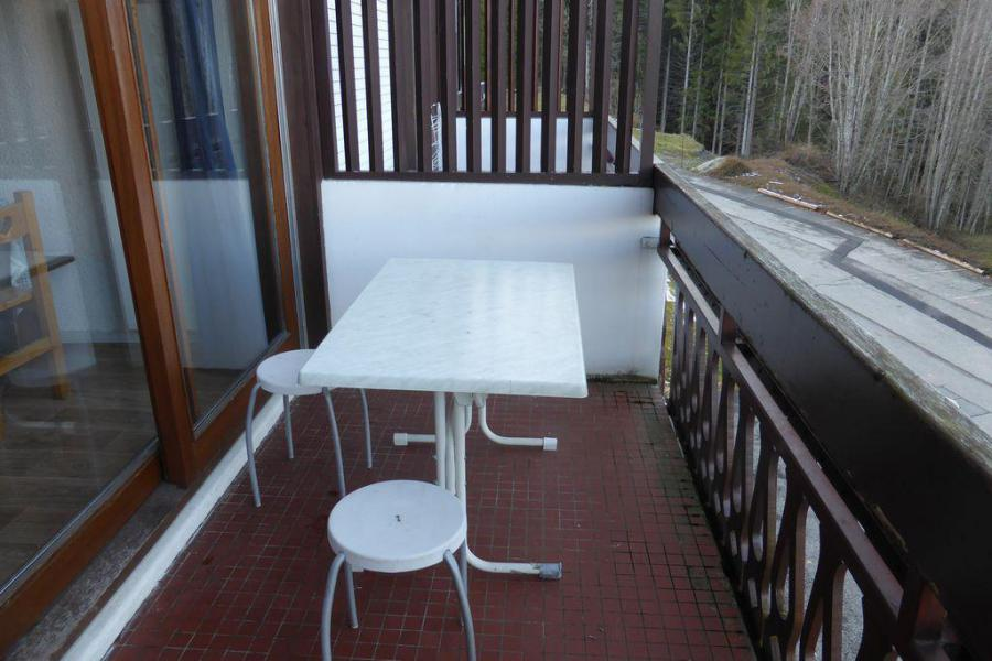 Rent in ski resort 2 room apartment sleeping corner 7 people (895) - Résidence l'Ecrin des Glaciers - Hermine - Combloux - Summer outside