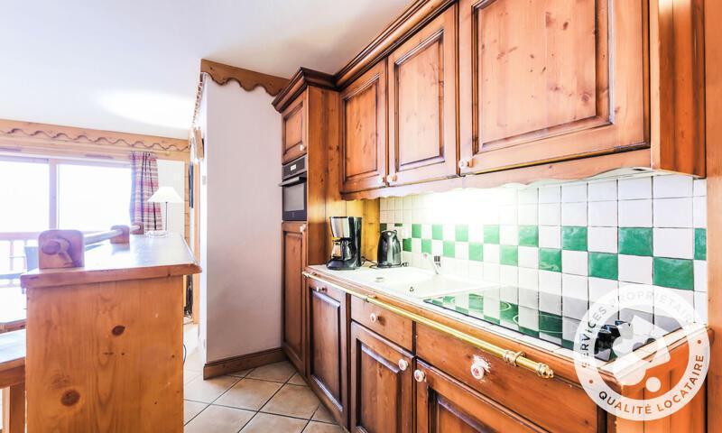 Аренда на лыжном курорте Апартаменты 4 комнат 8 чел. (Sélection 59m²-1) - Résidence l'Ecrin des Neiges - Maeva Home - Tignes - летом под открытым небом