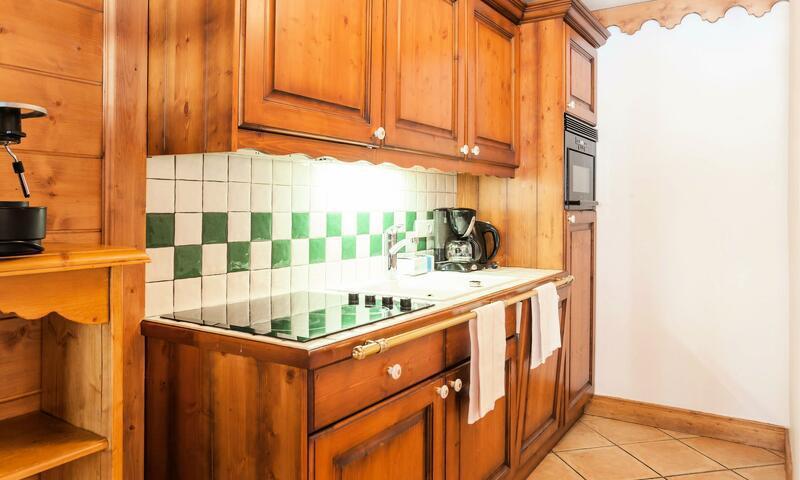Аренда на лыжном курорте Апартаменты 4 комнат 8 чел. (Sélection 70m²-3) - Résidence l'Ecrin des Neiges - Maeva Home - Tignes - летом под открытым небом