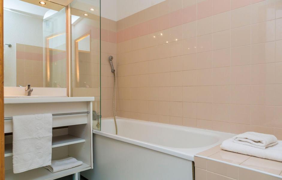 Vacances en montagne Résidence l'Ecrin des Neiges - Valmeinier - Salle de bains