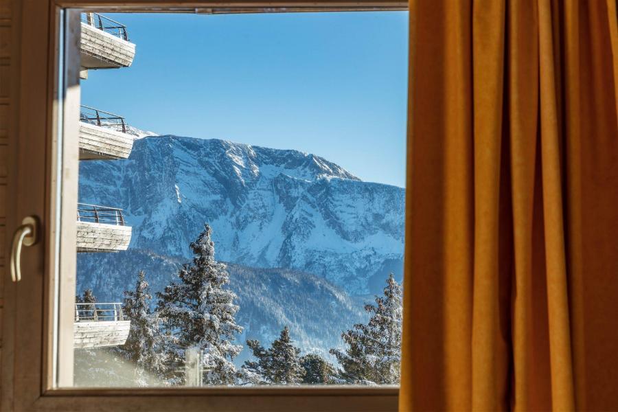 Vacaciones en montaña Résidence l'Ecrin des Neiges - Chamrousse - Ventana