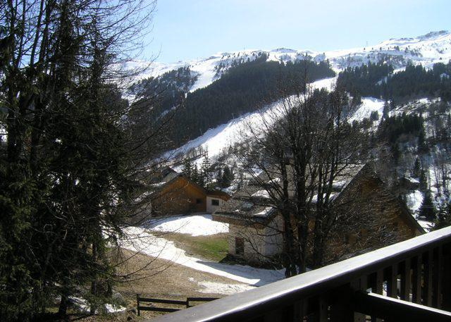 Vacances en montagne Appartement 3 pièces 5 personnes (09) - Résidence l'Edelweiss - Méribel
