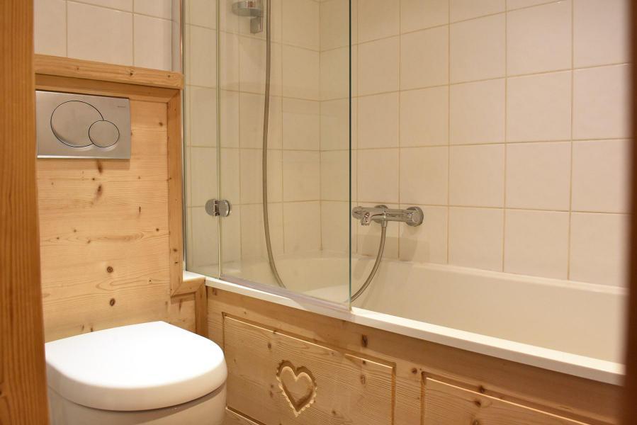 Vacances en montagne Appartement 4 pièces 8 personnes (18) - Résidence l'Edelweiss - Méribel